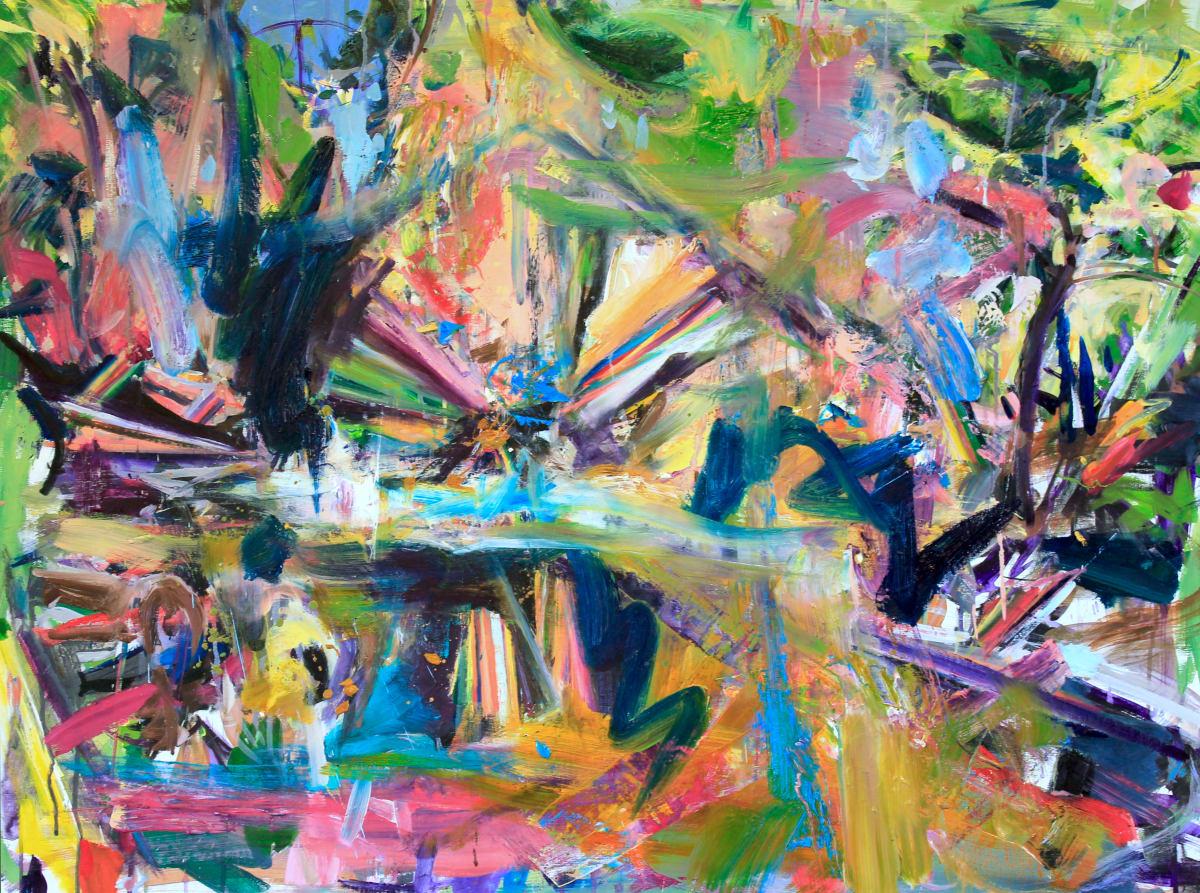 Albergue by Simon Boyd
