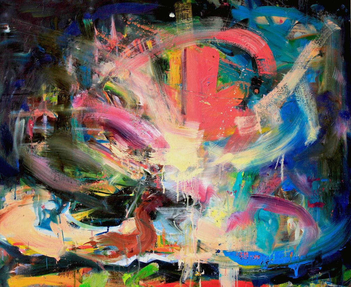 Rainbow by Simon Boyd