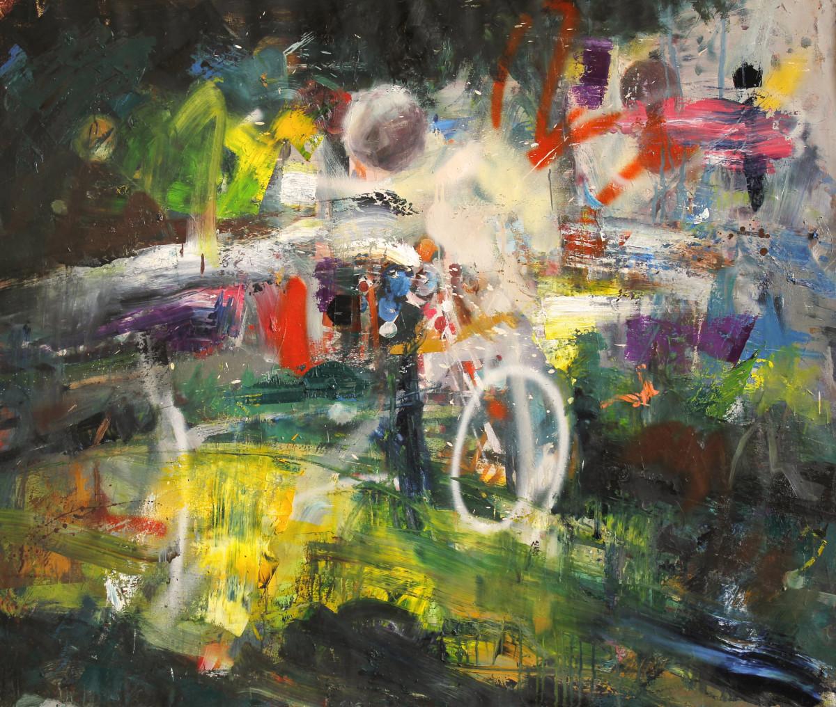 She Dreams Green by Simon Boyd