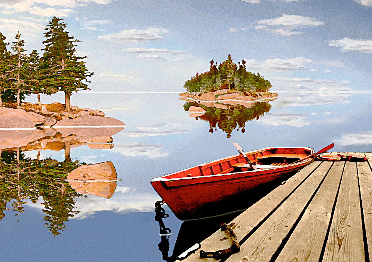 Maine-tage by Peter J Sucy Digital Arts