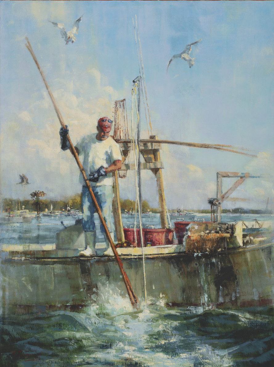 Podgin' For Oysters by Nancy Tankersley