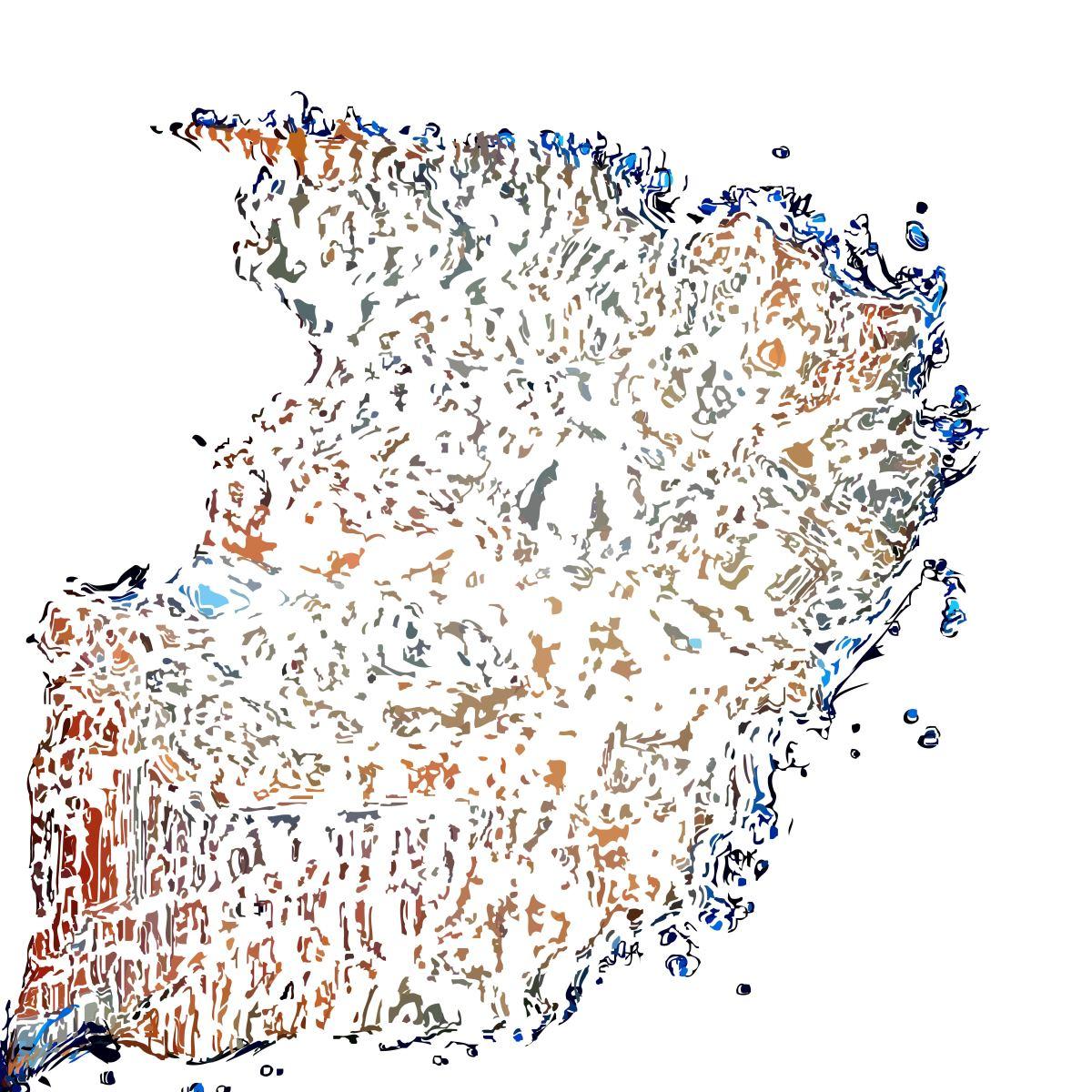 Sumbandila Satellite - Disrupted Data 20