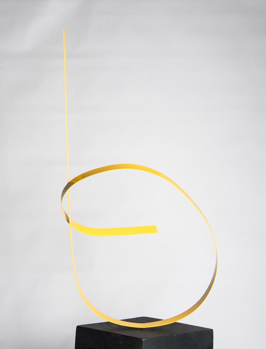 Steel Yellow 5 by Joe Gitterman