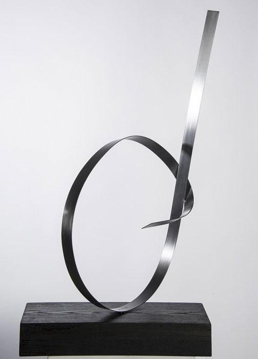 Steel Silver 2 by Joe Gitterman