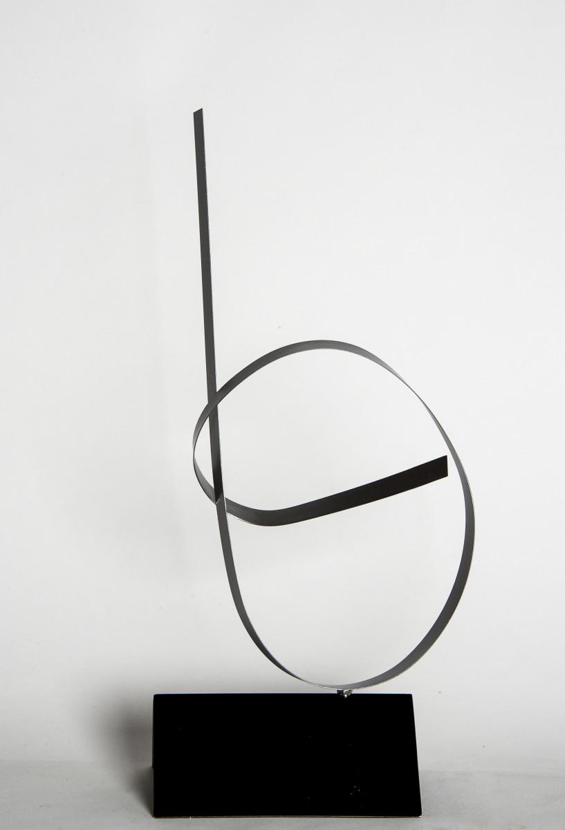 Steel Silver 4 by Joe Gitterman