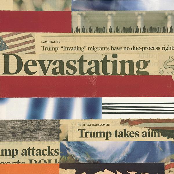 Headline Overload by Janice McDonald