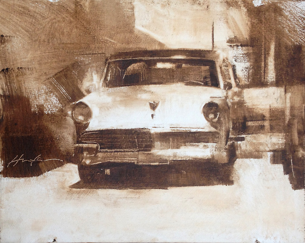 FORD TAXI, HAVANA by Charlie Hunter