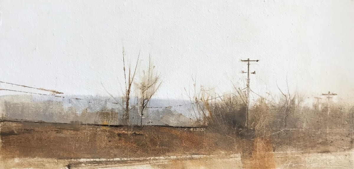 ROUTE 5, MARCH STUDY by Charlie Hunter