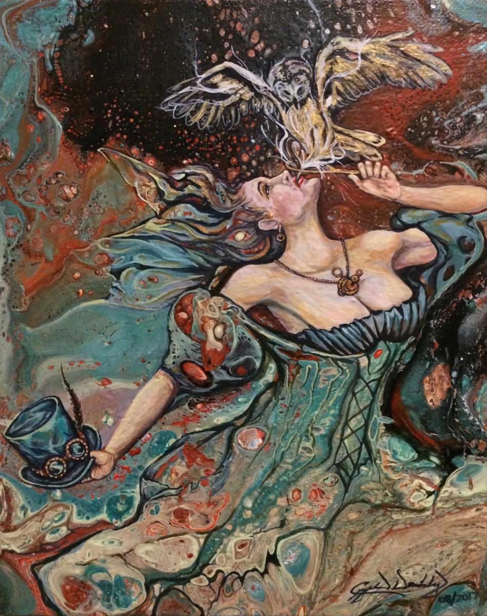 Stevie Steampunk Gypsy Dance