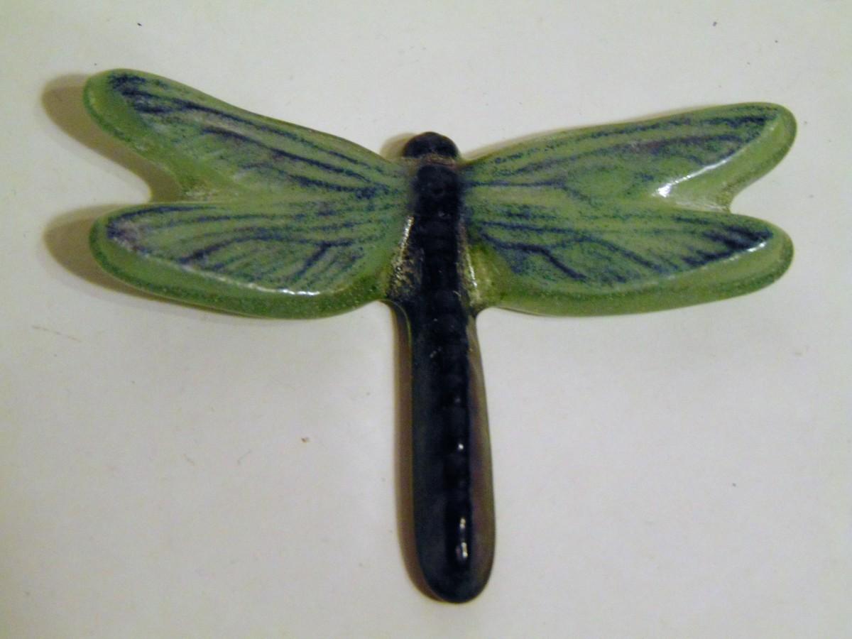 Dragonfly, Medium-Greens