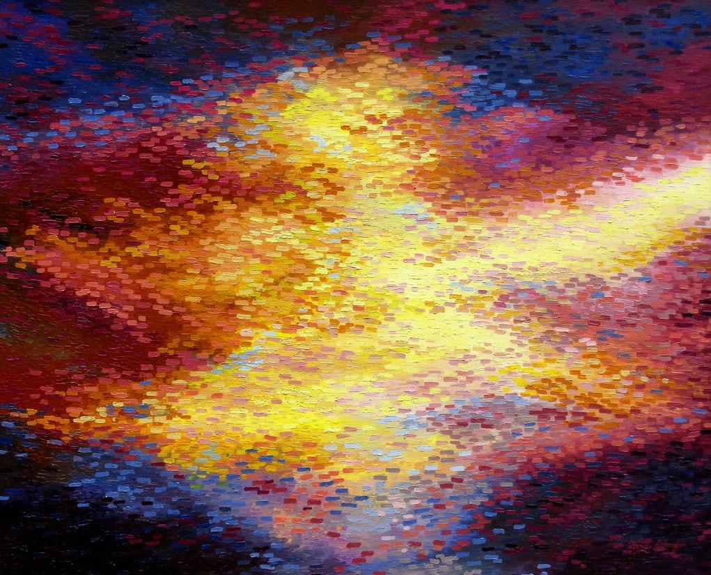 Angel Meditation by Wendy Sue Schaefer Miles