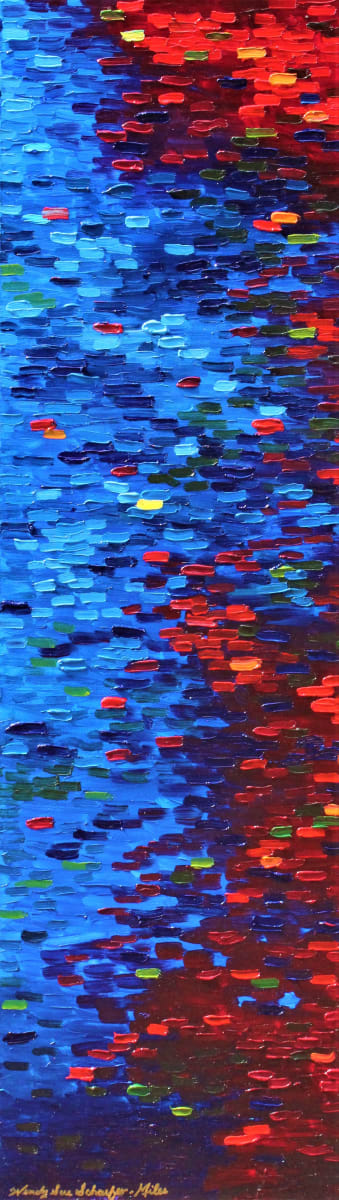 Blues to Reds by Wendy Sue Schaefer Miles