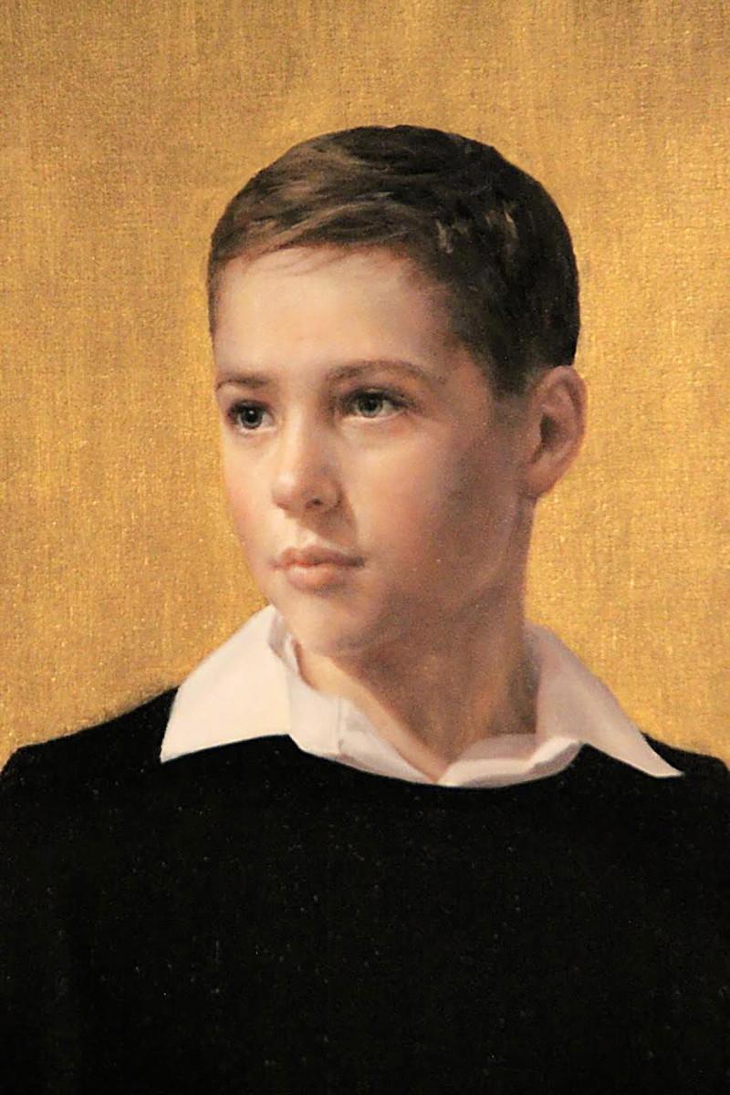 Boy by Yvonne East