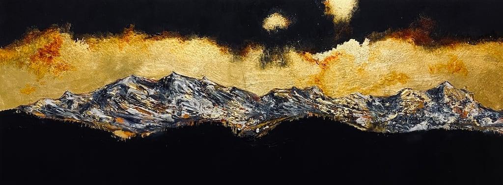 GOLDEN BACHTEL by Viktoria A Koestler