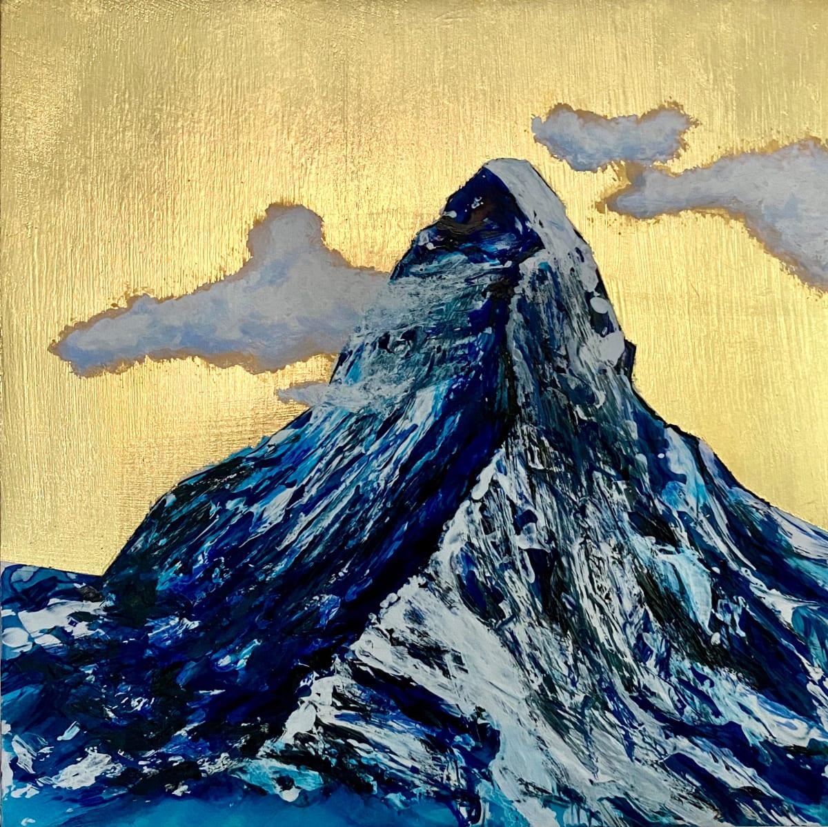 Golden Times: The Matterhorn by Viktoria A Koestler