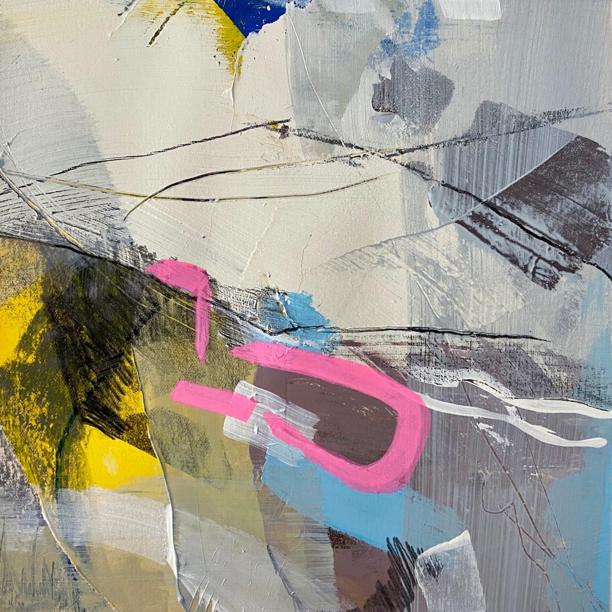 Sanguine #2 by Victoria Johns Art