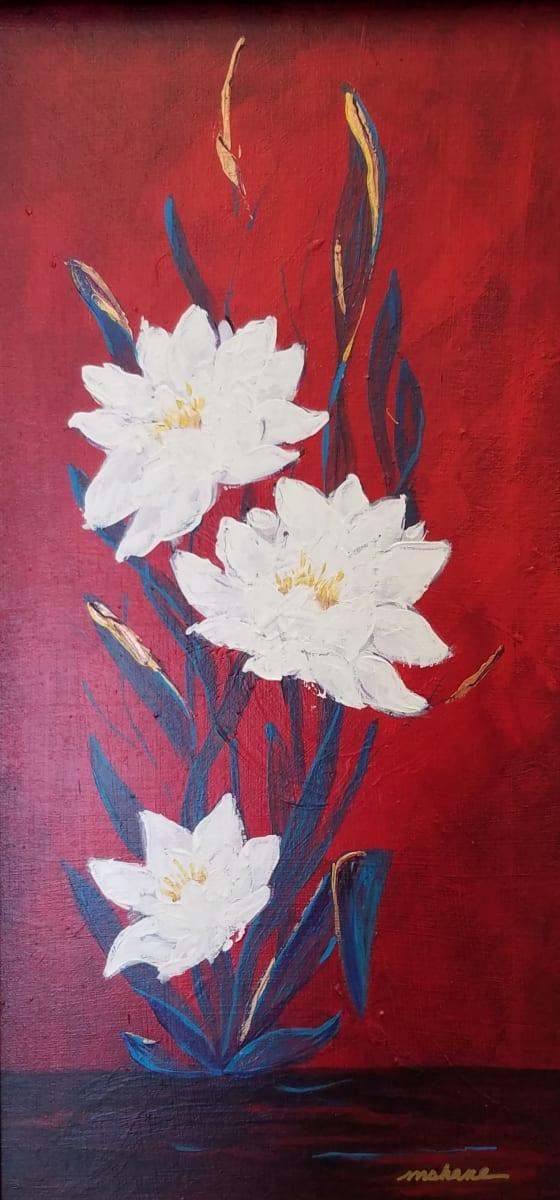 Red Lotus by M Shane