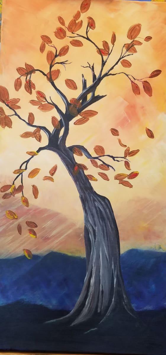 Autumn Dance by M Shane