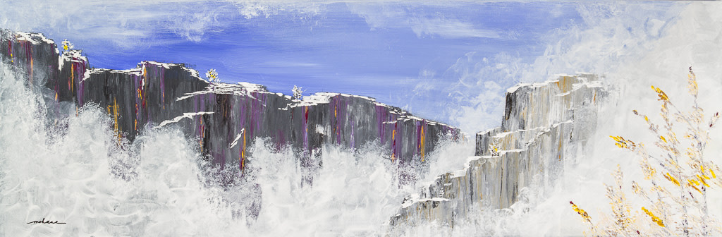 Frosty Cliffs 2