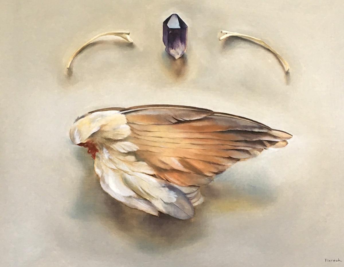Flight by Ida Floreak