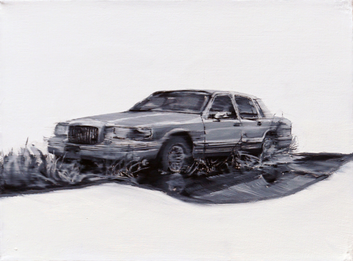 Town Car/Lincoln (Saint Claude) by Tim Cavnar