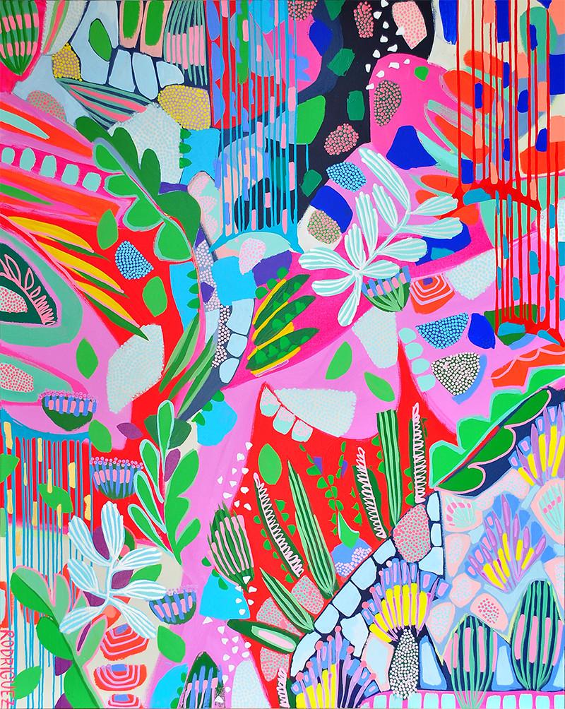 Wonderland by Marianne Angeli Rodriguez
