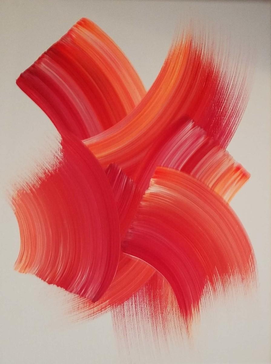 Orange by Katie  Dumestre Yaquinto