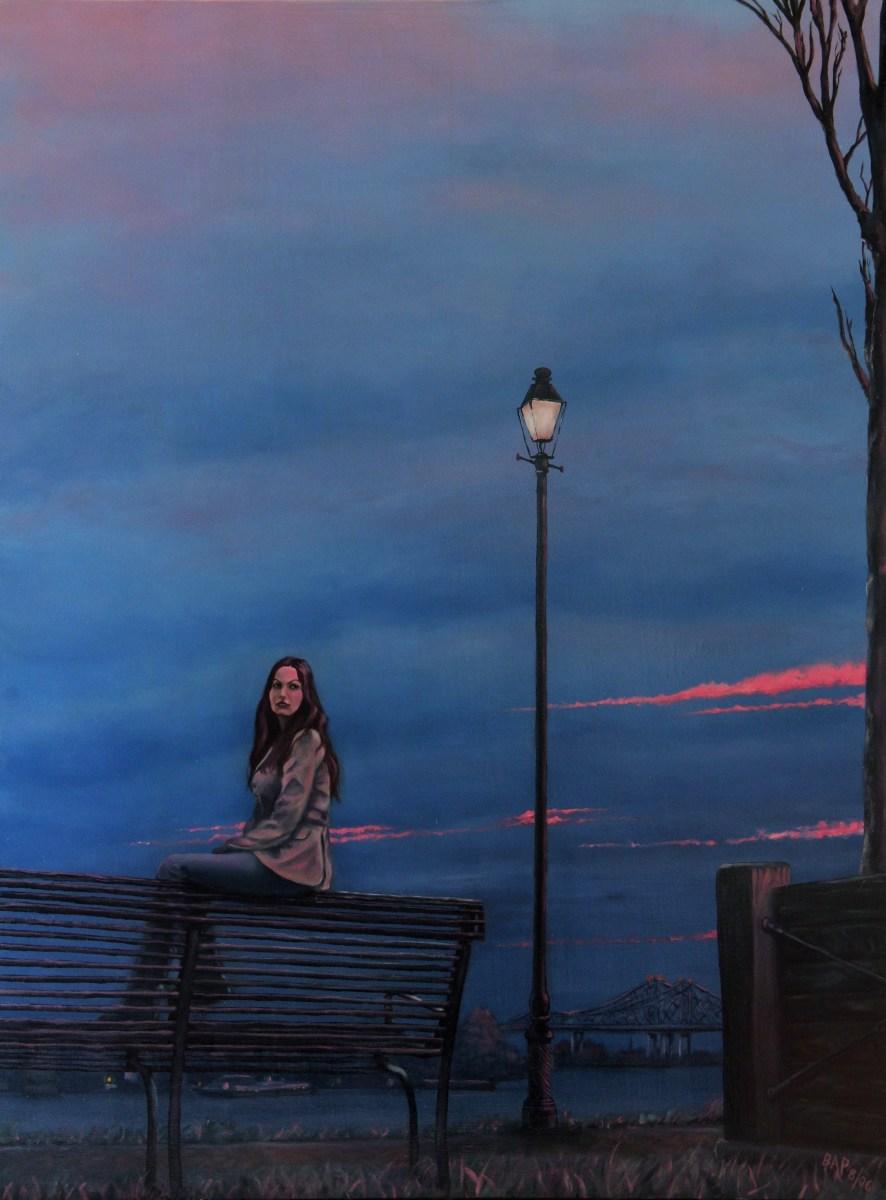 Riverside by Benji Alexander Palus