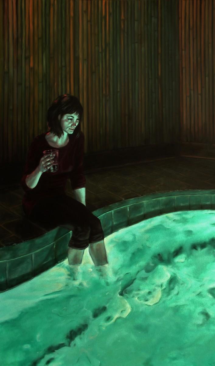 Crystal Pool by Benji Alexander Palus