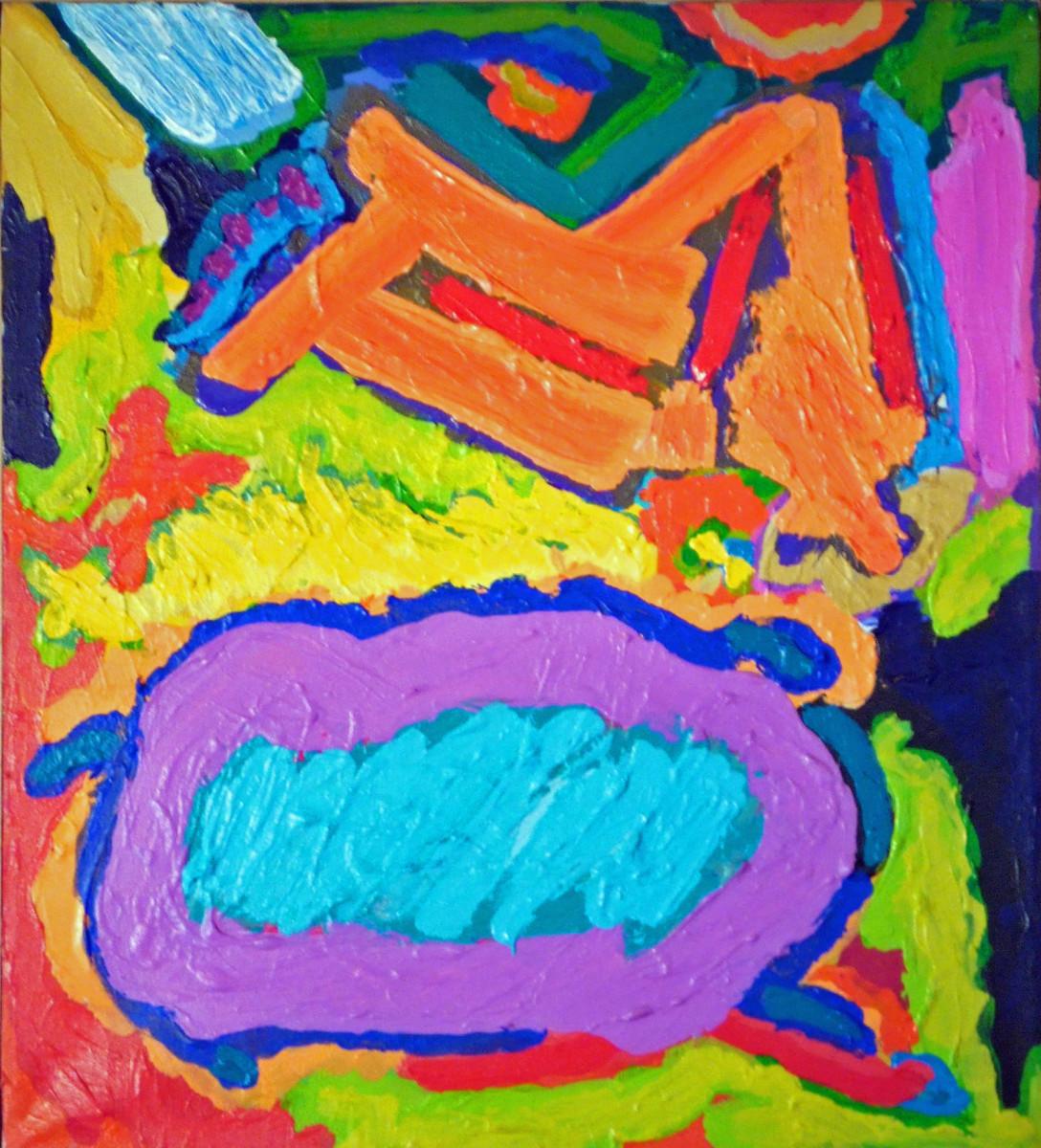 Sea of Joy by Eugene  Weber