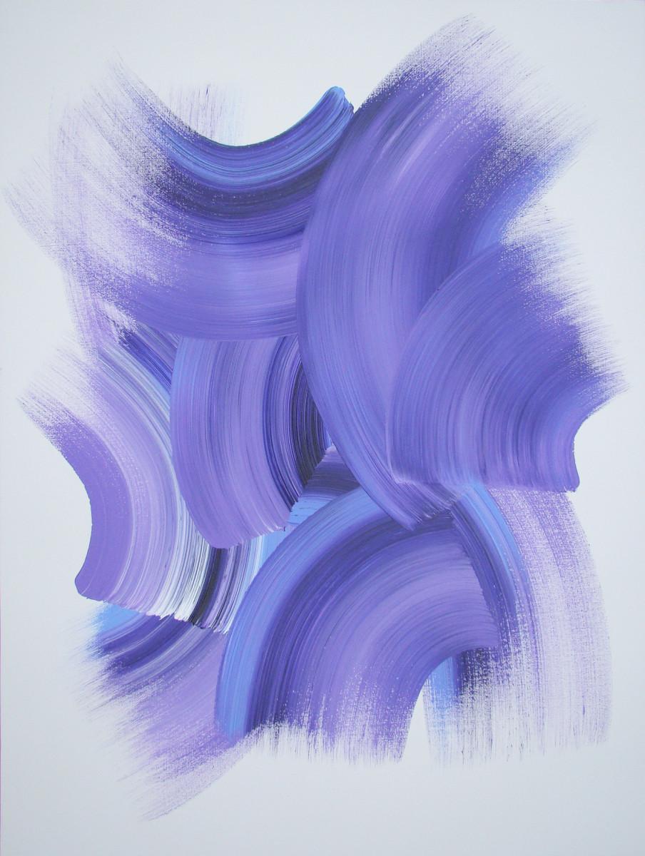 Purple by Katie  Dumestre Yaquinto