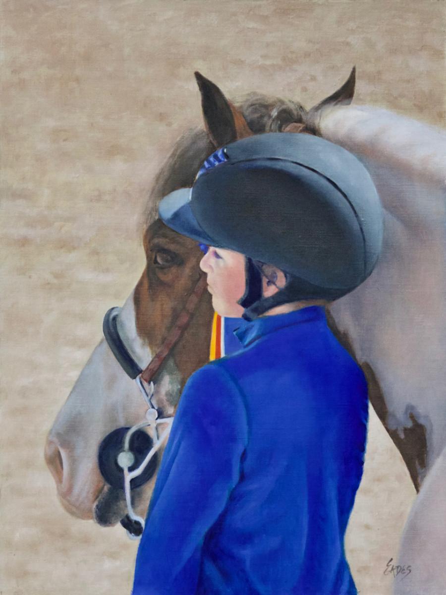 A Winning Team by Linda Eades Blackburn