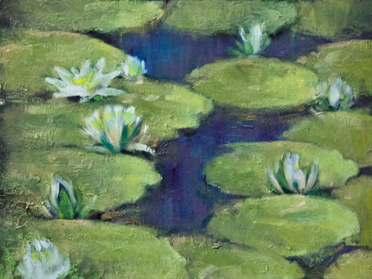Adrift by Linda Eades Blackburn