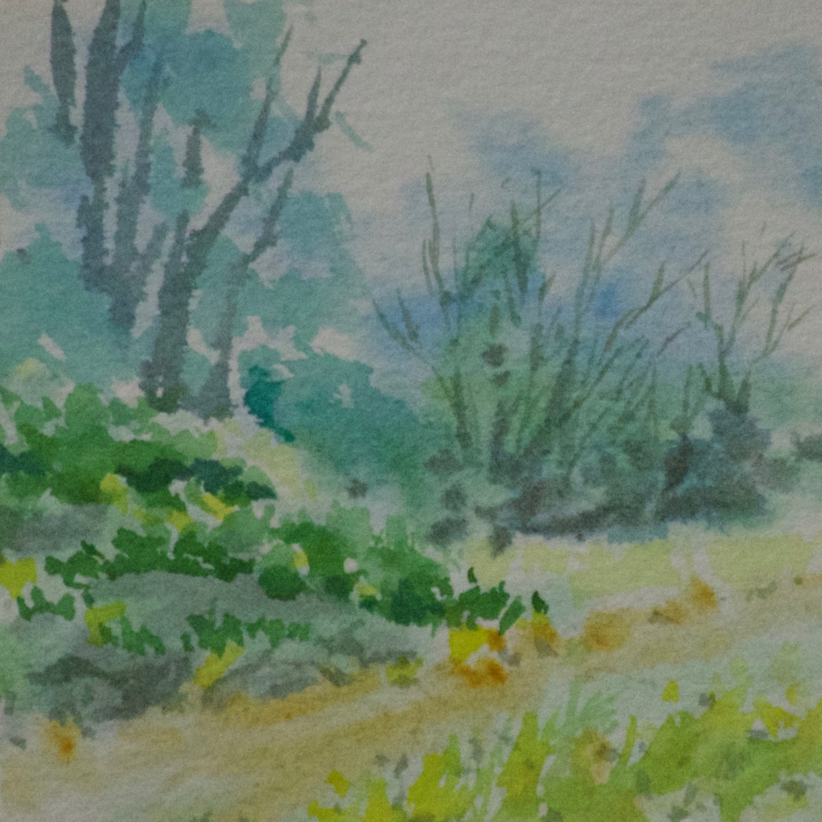 Along the Way by Linda Eades Blackburn