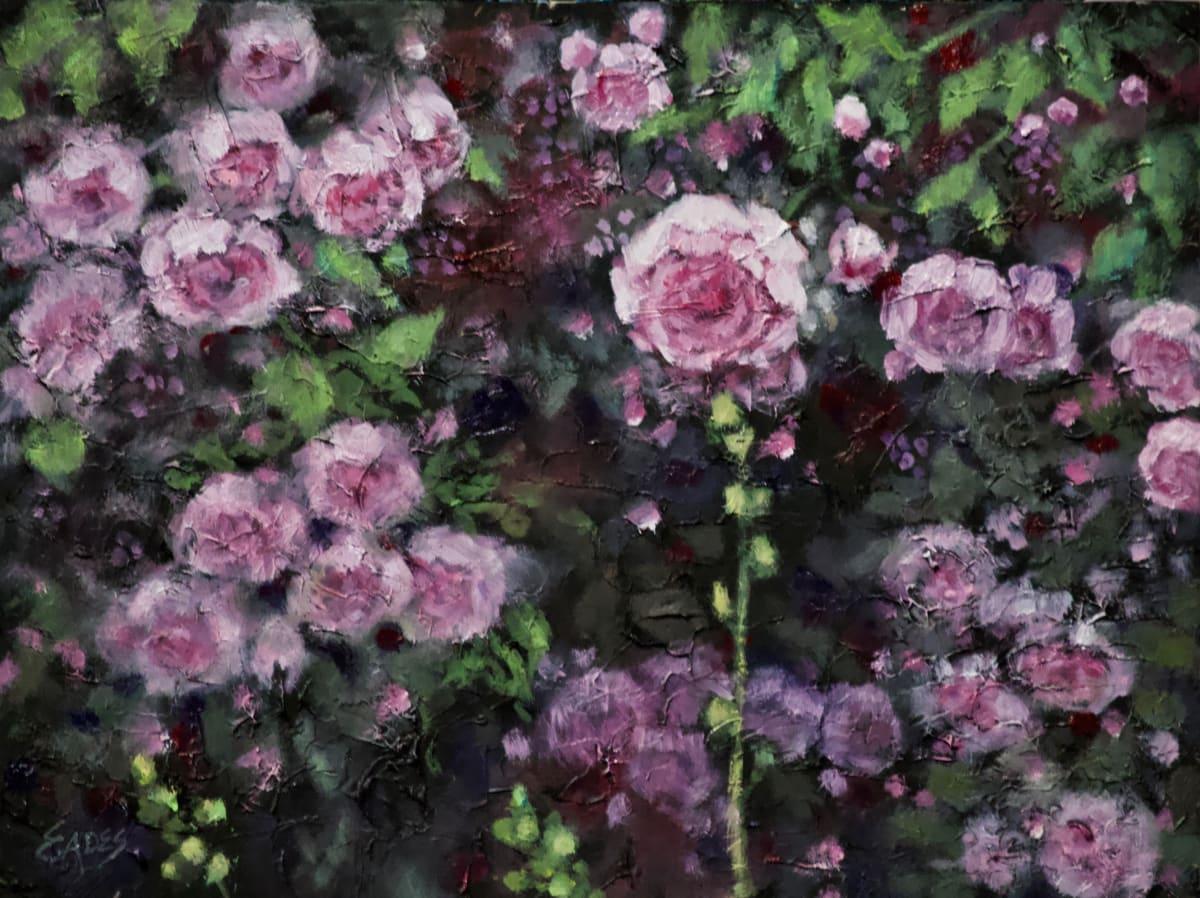 Bea's Roses by Linda Eades Blackburn