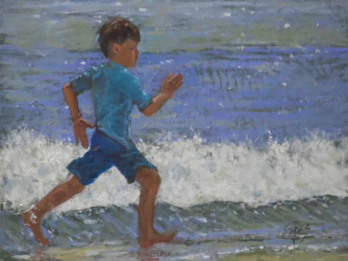 Run, Run, Run by Linda Eades Blackburn