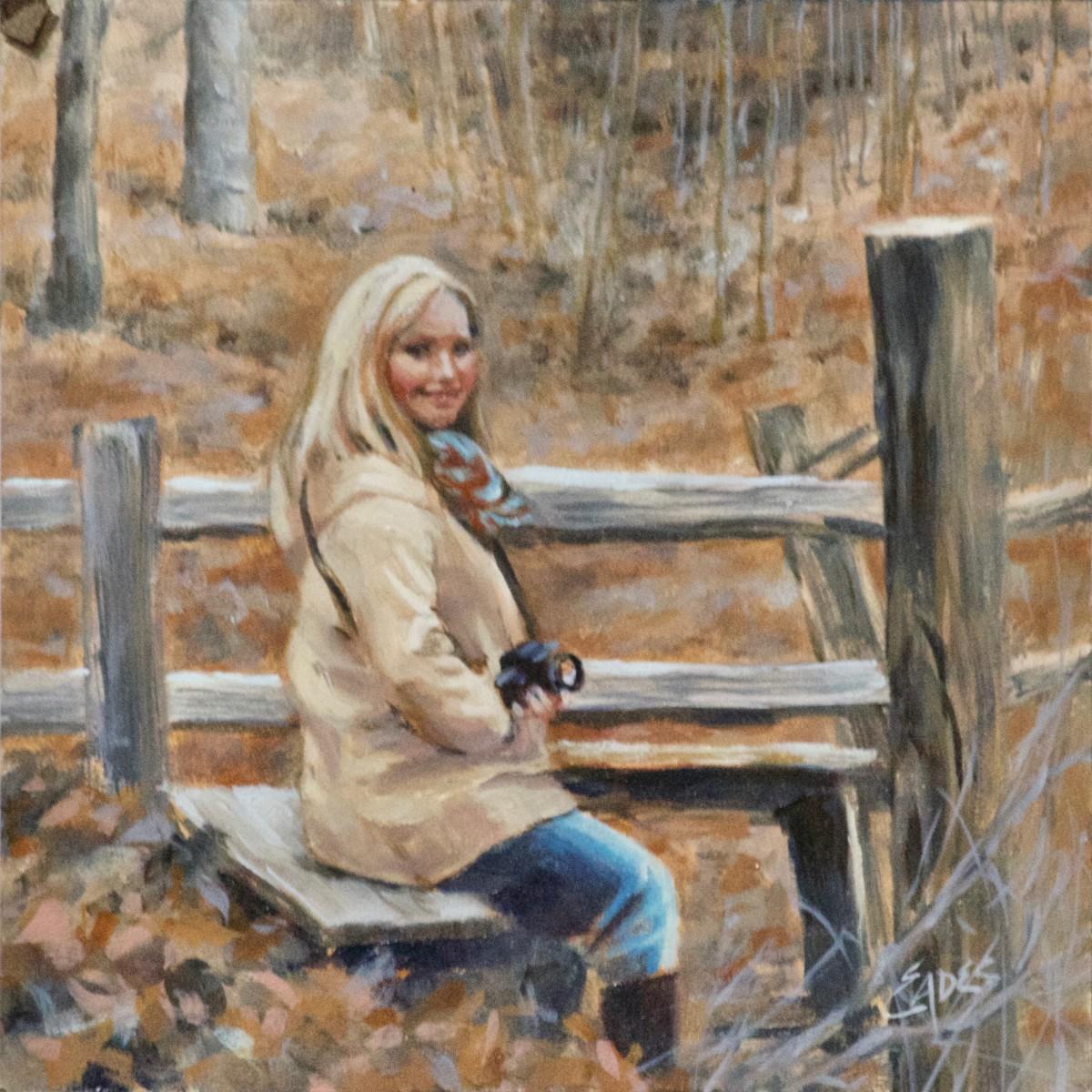 Waiting For Mom by Linda Eades Blackburn