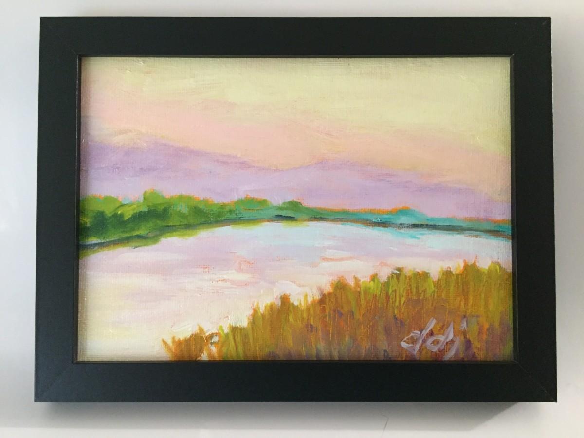 Tidal Marsh 1 by Daryl D. Johnson