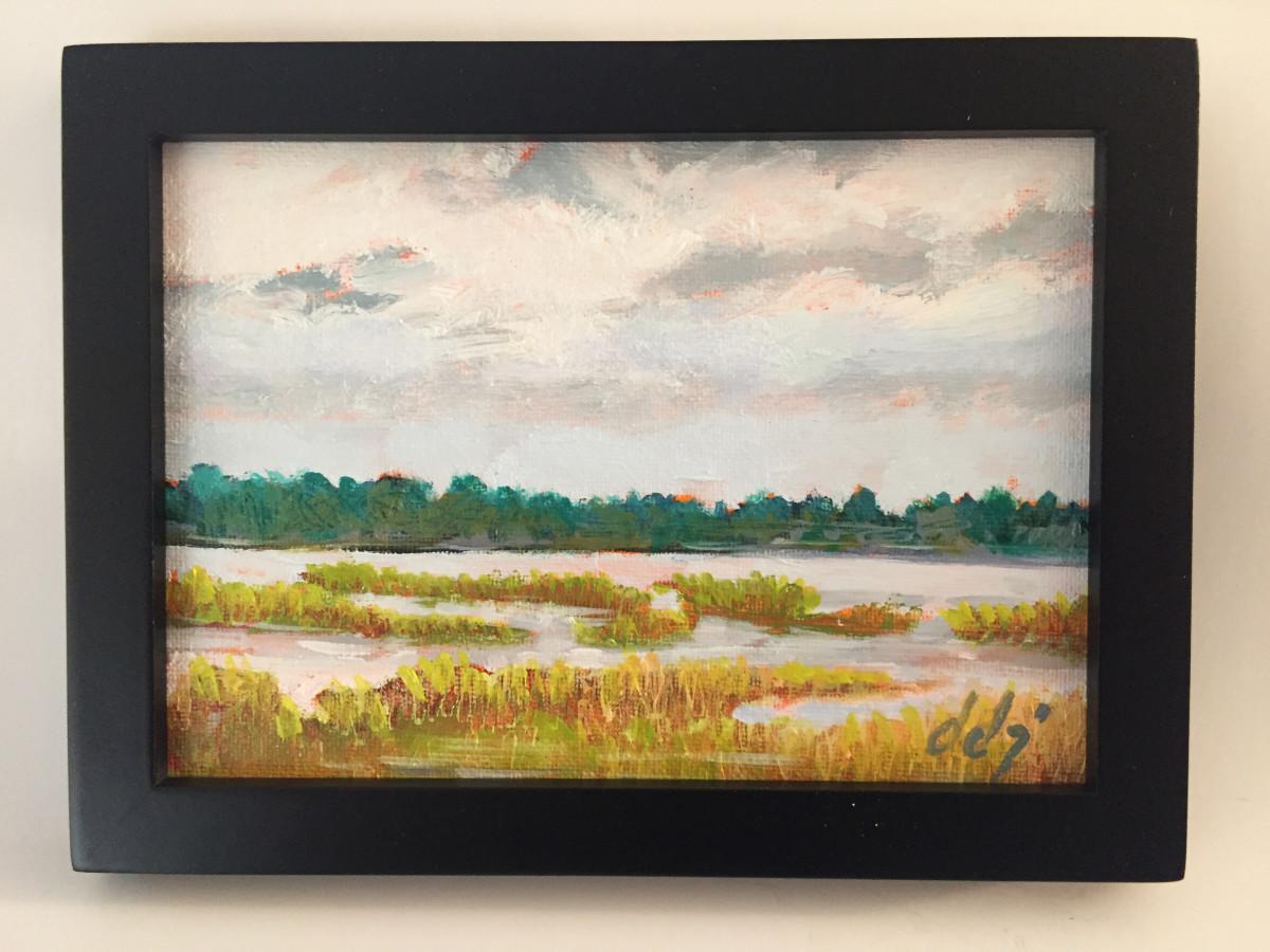 Tidal Marsh 7 by Daryl D. Johnson