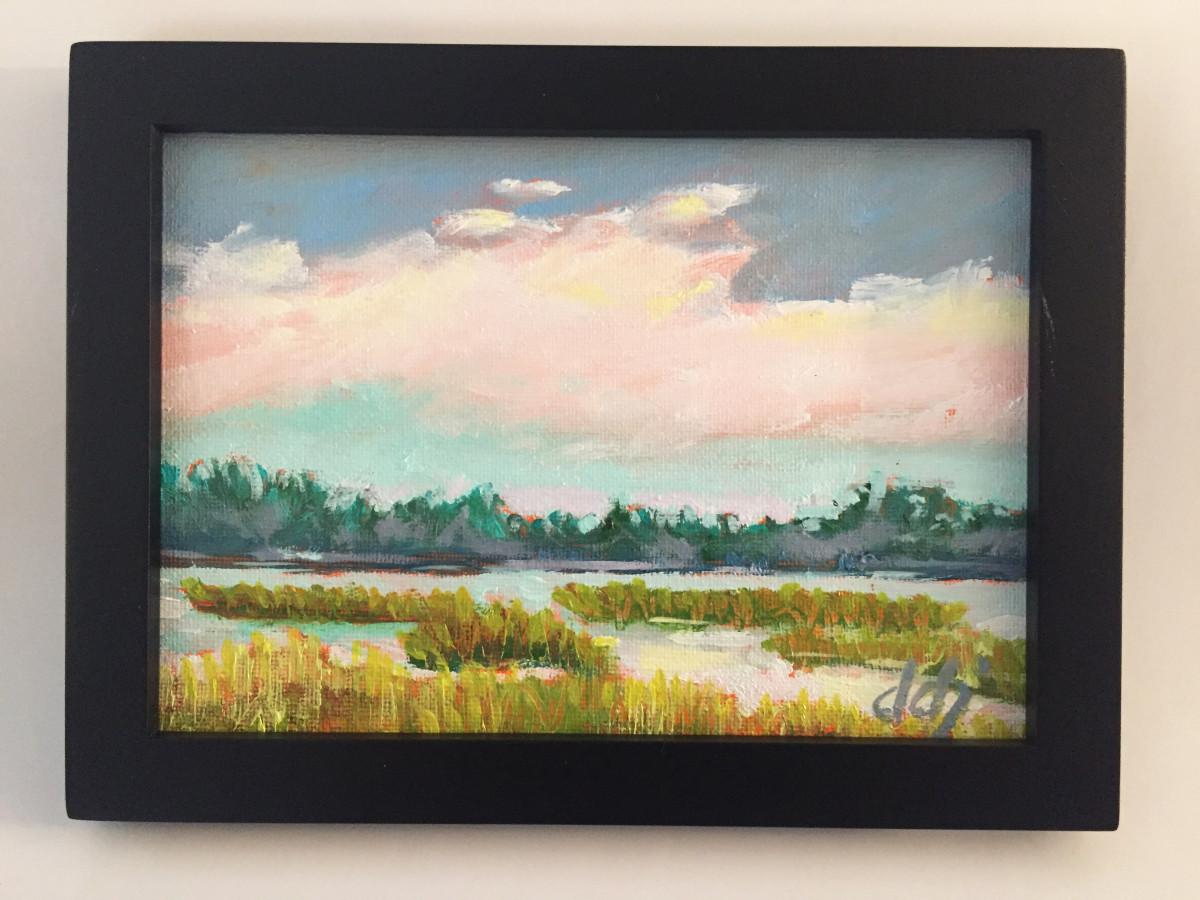 Tidal River 1 by Daryl D. Johnson