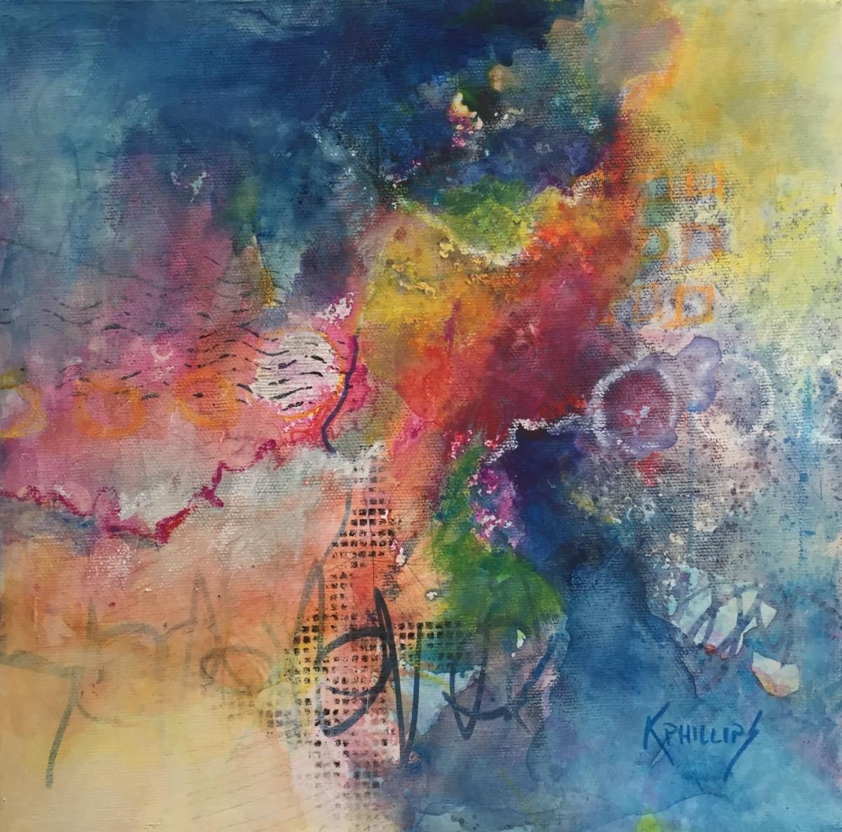 Color Dance by Karen Phillips