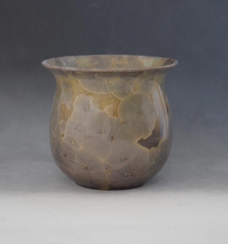 Oriental Pot by Nichole Vikdal