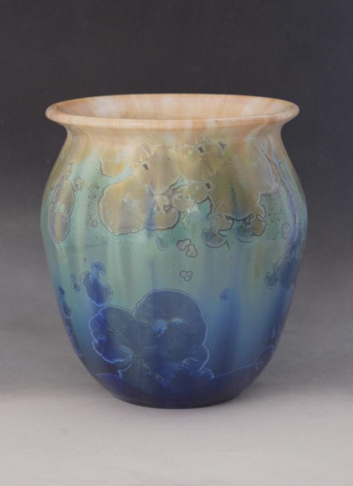 Large Pot by Nichole Vikdal