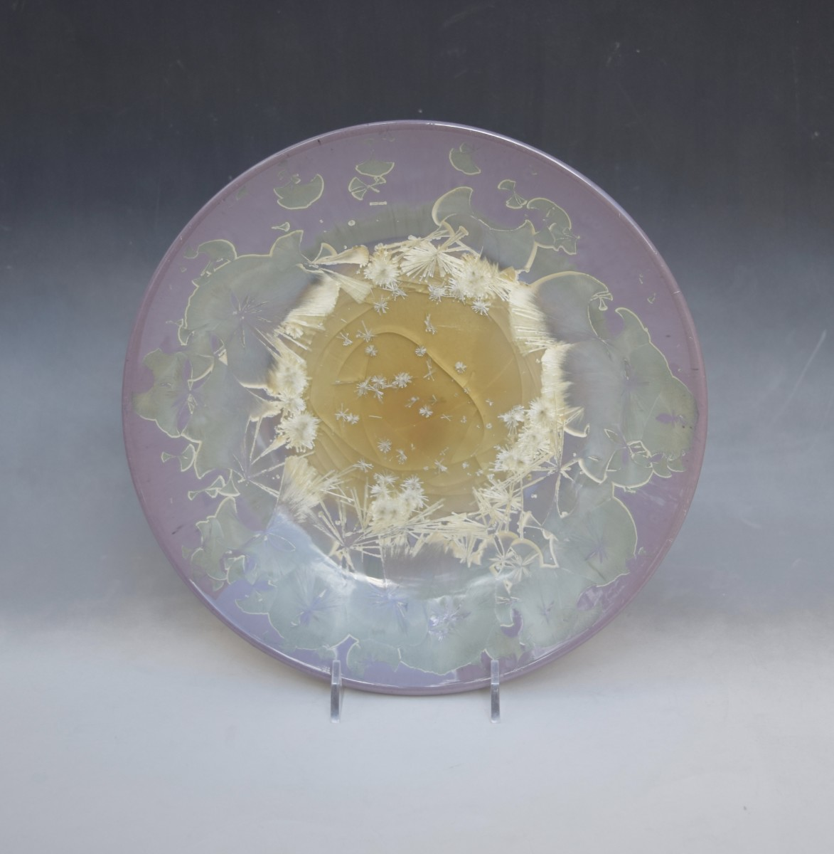 Lavender Bowl by Nichole Vikdal