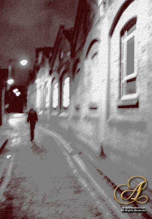 The Street That Jack Broke by Adrienne Fritze