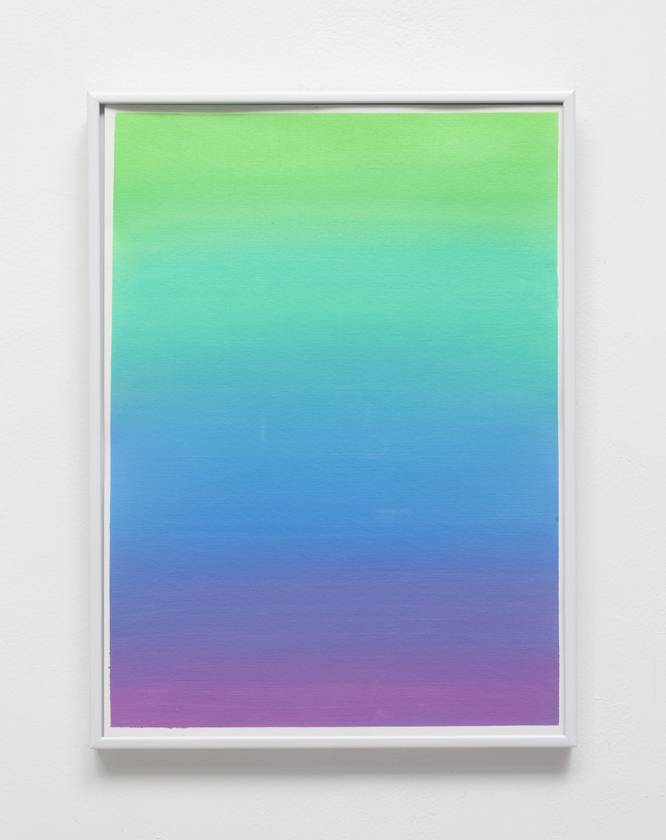 Untitled (Color Memory)