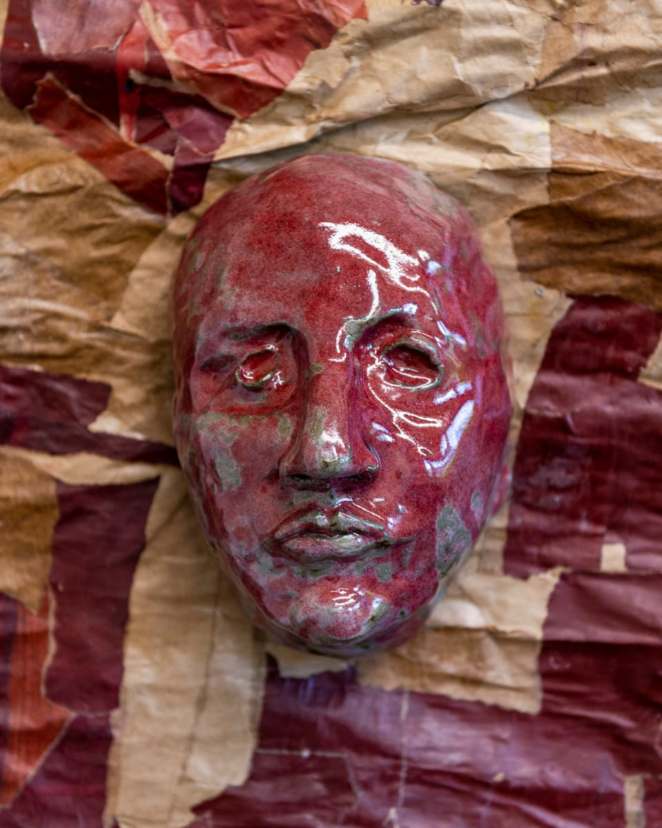 Roja (Red Mask) by Irene Wa