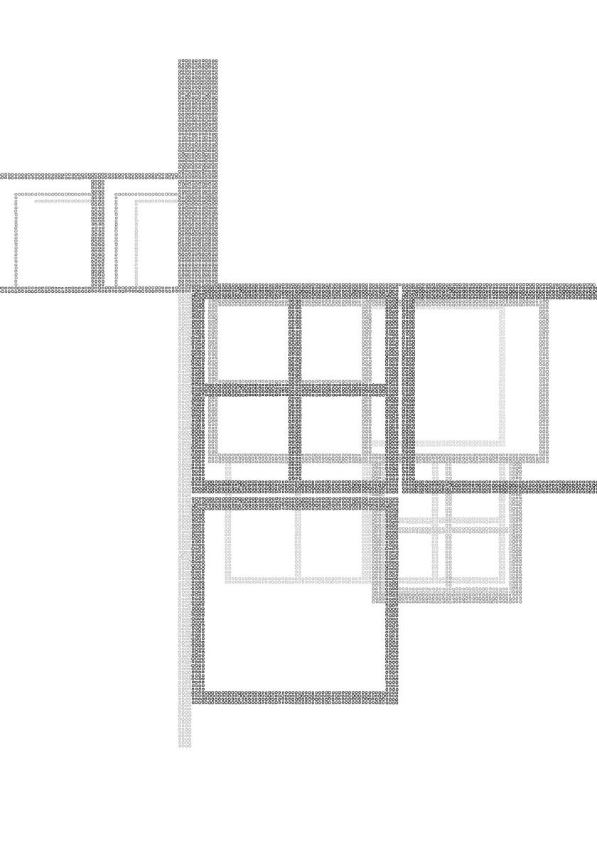 Repetition Figure II, 2016
