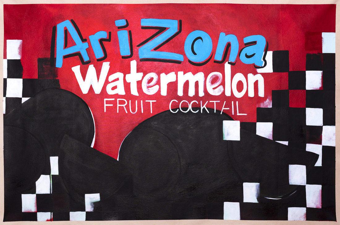 Arizona Juice Drink by Carris Adams