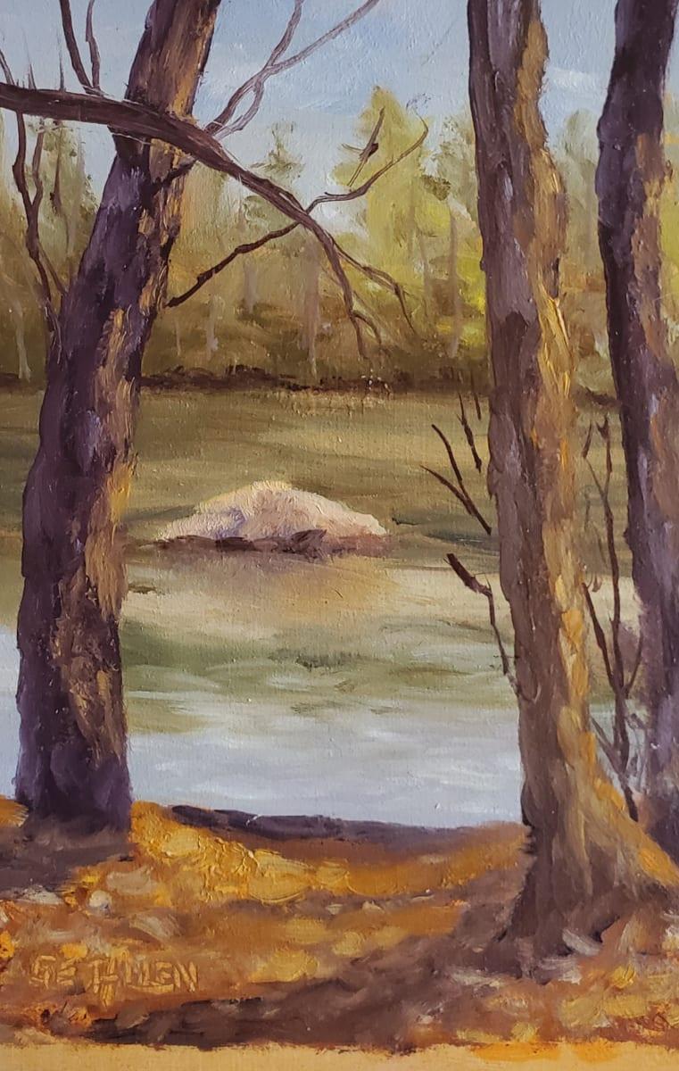 Lone Rock by Sharon Allen